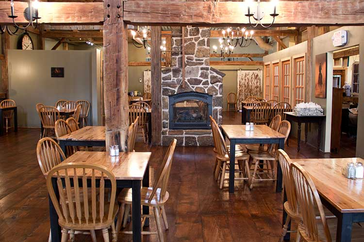 The Wooden Spoon Restaurant